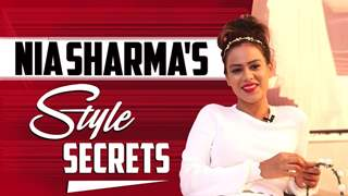 Nia Sharma Shares Her Style Secrets With India Forums