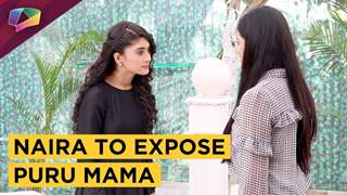 Naira Exposes Puru Mama In Front of His Daughter | Yeh Rishta Kya Kehlata Hai