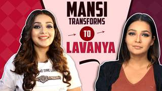 Mansi Srivastava Transforms To Simran | Divya Drishti | Star Plus
