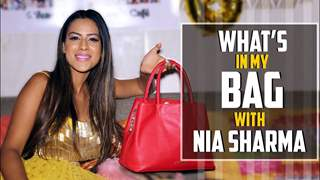 What's In My Bag With Nia Sharma | Bag Secrets Revealed | India Forums