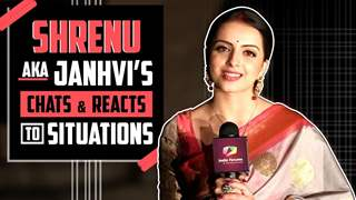 Shrenu Parikh Aka Janhvi Mittal's Interview | Reacts To Situations | Ek Brahm Sarvagun Sampann
