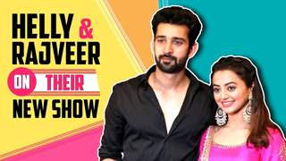 Star Bharat Launches Sufiyana Pyaar Mera | Helly Shah & Rajveer's Interview