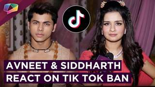 Avneet Kaur And Siddharth Nigam REACT To Tik Tok's Ban & Thank Their Instagram Family