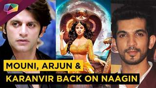 Mouni Roy, Arjun Bijlani And Karanvir Bohra To Be Back On Naagin 3