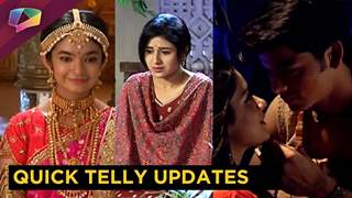 Aladdin Naam Toh Suna Hoga, Jhansi Ki Rani, Patiala Babes | On Set Updates | India Forums