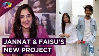 Jannat Zubair Rahmani And Tik Tok Star Faisal Shaikh's New Project