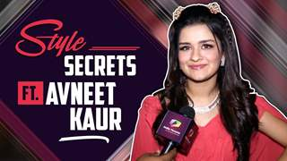 Avneet Kaur Shares Her Style Secrets With India Forums