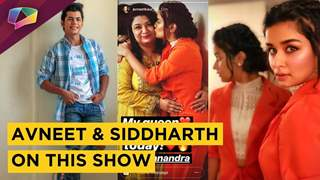 Avneet Kaur And Siddharth Nigam To Be Seen Together On This Show