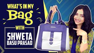 What's In My Bag With Shweta Basu Prasad | Bag Secrets Revealed | India Forums