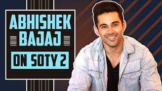 Abhishek Bajaj On Working With Tiger, Ananya, Tara & More| SOTY 2