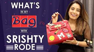 What's In My Bag With Srishty Rode | Bag Secrets Revealed
