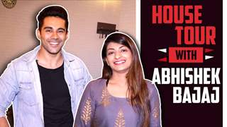 A Peek Into Abhishek Bajaj's House | Home Tour
