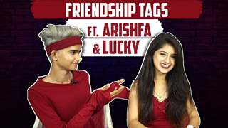 Would You Rather Ft. Arishfa Khan And Lucky