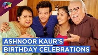 Ashnoor Kaur Celebrates Her Fifteenth Birthday With India Forums | Patiala Babes