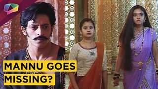 Gangadhar Tries To Look For Mannu As She Goes Missing | Jhansi Ki Rani | Anushka | Vikas