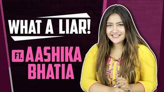 Is Aashika Bhatia Missing Satvik Sankhyan? | Find Out | What A Liar!