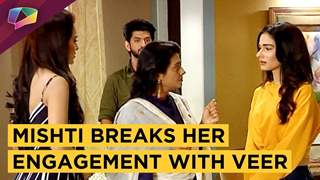 Mishti Breaks Her Engagement With Veer As She Realises Her Love For Ruhaan? | Silsila