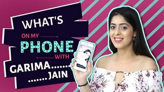 Garima Jain: What's On My Phone | Phone Secrets Revealed