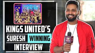 Kings United's Suresh Mukund Winning Interview