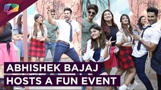Rohan Mehra, Vahbiz Dorabjee & More At Abhishek Bajaj's Fun Event