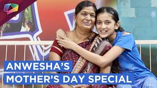 Super Dancer 3 Contestant Anwesha Celebrates Mother's Day With Her Grandmother