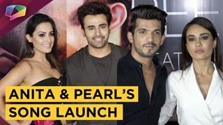Anita Hassanandani And Pearl V Puri's Star Studded Song Launch For Peerh Meri