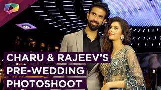 Charu Asopa And Rajeev Sen's Pre-Wedding Photoshoot