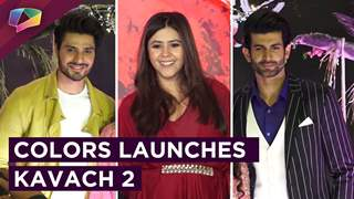 Kavach Season 2 Launch | Colors Tv | Namik Paul | Vin Rana | Balaji Productions