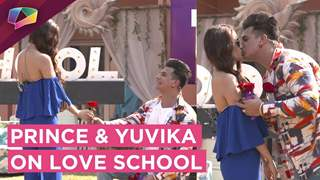 Prince Narula And Yuvika Chaudhary Bring A Love-Filled Task On MTV Love School