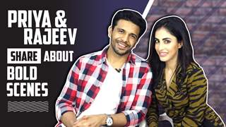 Priya Banerjee And Rajeev Siddhartha Talk About Bold Scenes In Bekaboo