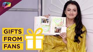 Shrenu Parikh Receives Gifts From Her Fans | Ek Brahm Sarvagun Sampann