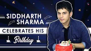 Siddharth Sharma Celebrates His Birthday With India Forums