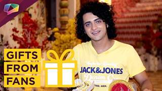 Sumedh Mudgalkar Receives Gifts From Fans | Radha Krishna