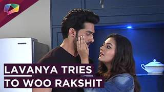 Lavanya Tries To Woo Rakshit | Divya Drishti | Star Plus