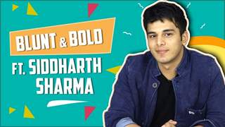 Siddharth Sharma Gets Blunt & Bold With India Forums