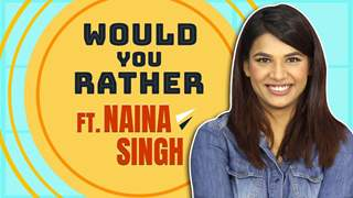 Naina Singh Plays Would You Rather | Kumkum Bhagya
