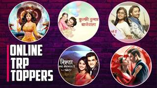 Naagin 3 Tops, Kasauti Drops, Yeh Rishtey & More | Online TRP Toppers