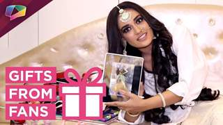 Surbhi Jyoti Receives Gifts From Her Fans | Naagin 3
