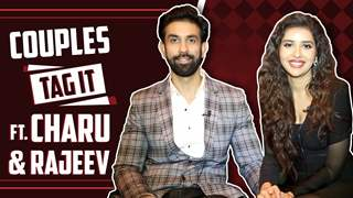 Couples Tag It Ft. Charu Asopa And Rajeev Sen | Couple Secrets