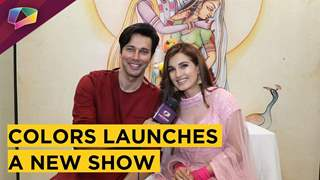 Colors Tv Launches Rajnesh Duggal And Shiny Doshi Starrer New Show