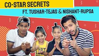 Tushar-Tejas & Nishant- Rupsa's Fun Co-Star Secrets With India Forums | Super Dancer 3