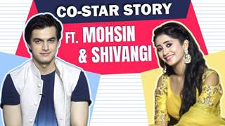 Mohsin Khan And Shivangi Joshi's Co-Star Secrets | Gifts | Yeh Rishta Kya Kehlata Hai