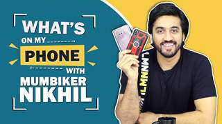 What's On My Phone With Mumbiker Nikhil | Phone Secrets Revealed