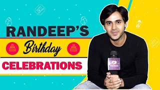 Randeep Rai Celebrates His Birthday With India Forums | Yeh Unn Dino Ki Baat Hai
