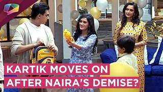 Kartik Forgets Naira After 5 Years Leap | New Entry In Yeh Rishta Kya Kehlata Hai