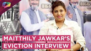 Maitthily Jawkar's Eviction Interview | Bigg Boss Marathi