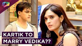 Kartik To Marry Vedika? | Kartik's Dadi Asks Him To Marry | Yeh Rishta Kya Kehlata Hai