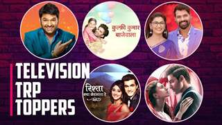 Kundali Bhagya, Super Dancer 3, Kapil Sharma Show And More | Television TRP Toppers