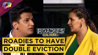 MTV Roadies To Have Double Eviction | Roadies Real Heroes