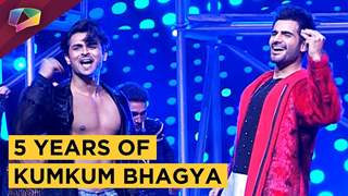 Zee tv's Celebration On Kumkum Bhagya's 5 Year Completion | Dance & More